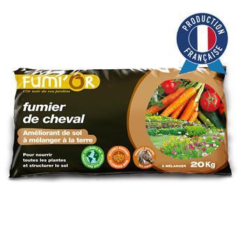 T FUMIER DE CHEVAL 20 KILOS